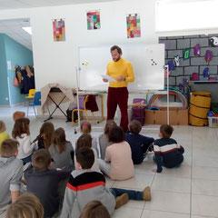 Le Projet Wowox: L.Füschtelkeit et les spécialistes de l'école de Siersthal - 2017