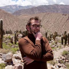 Ludovic Füschtelkeit en Amérique du Sud