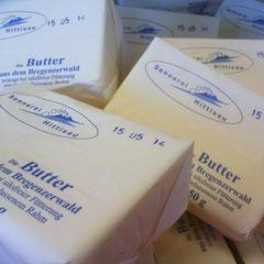 Hittisauer SennButter ... Butter aus dem Bregenzerwald
