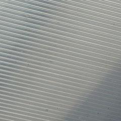 gereinigtes Dach