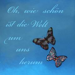 Hier klicken um zu dem Gedicht, Oh, wie schön ist die Welt um uns herum, zu gelangen