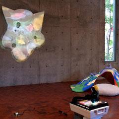 """""""眠る時に大きな水の塊について思う事"""" / gallery artislong"""