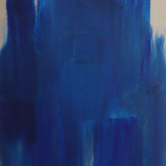 """Serie """"Heimnachtfahrt"""" VII., 100 x 70 cm, 2019"""