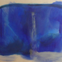 "Serie ""Heimnachtfahrt"" II., 100 x 140 cm, 2019"