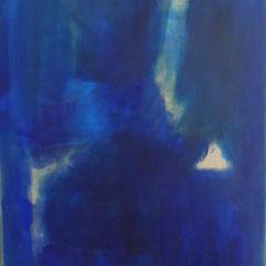 "Serie ""Heimnachtfahrt"" IX., 100 x 70 cm, 2019"
