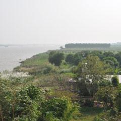 Blick auf die nördliche Insel
