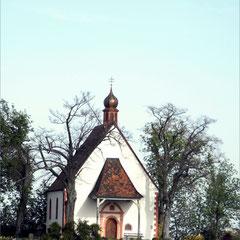 """""""St. Wendelin"""" auf der Anhöhe zwischen Neuhausen und Steinegg - mit Fernblick den Sonnenuntergang genießen - schön, schön . . ."""