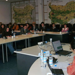 Workshop in Bulgarien