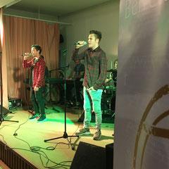 Kevin Thiede - Gesangsschule - Schülerkonzert 2017