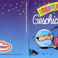 FRUFO Geschichte 1 / Rückseite und Titelseite