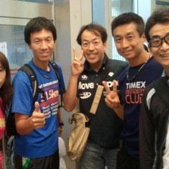 たけちんさんと お友達申請出来ました。