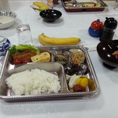 朝の朝食(^^♪