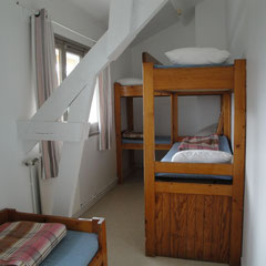 """Chambre du gîte """"la Bergerie"""""""