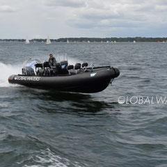 Travemünder Woche 2016 | speedboat | firmen-event | globalwaters