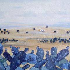 Les cactus - Espagne