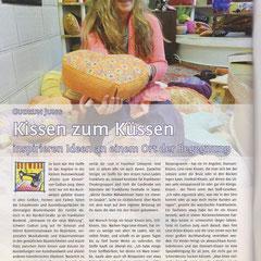 aus Lebensträume, Nr. 05-2013, Seite 92-93  Beitrag in der Rubrik Wünsche / Positives Denken