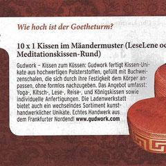 aus Journal Frankfurt, Nr. 25-2012, Seite 46  unser Beitrag zum Adventskalender-Gewinnspiel