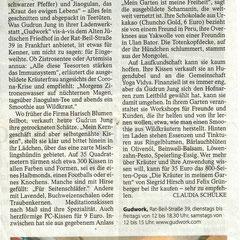 Frankfurter Neue Presse Juni 2020