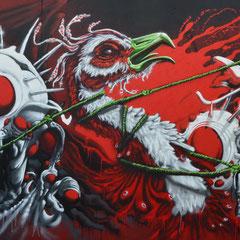 Honsar - Graffiti - Jam - Wiesbaden