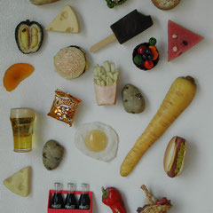 Food magnets 2