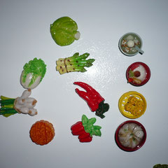 Food magnets 3