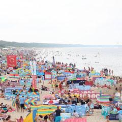 Ostsee, Polen