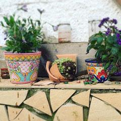 Dekoidee Garten und Balkon