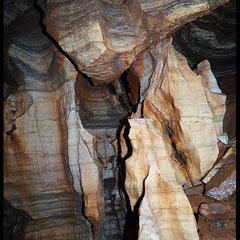 Grotta La Corona: base entrata ovest