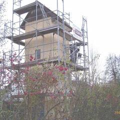 Renovierung 2008 (Foto: Edwin Strobel)