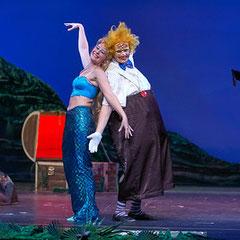 Die kleine Meerjungfrau, Waldau Theater Bremen, Foto: norbert-a -müller