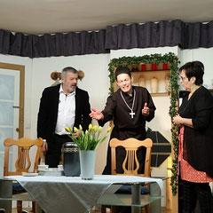 Ein schrecklich netter Mord, Theatergruppe Altersberg