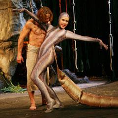 Das Dschungelbuch,Theater Altenburg- Gera
