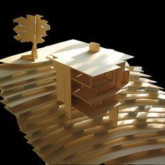 Arbeitsmodell, Andreas Kölblinger Dipl.-Ing. (FH) Architekt Stadtplaner