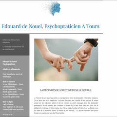 https://www.psychotherapie-37.com/ - Edouard de Nouel, Psychopraticien A Tours