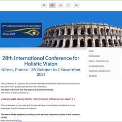 https://www.civh-2021.fr/international-conference-holistic-vision-2021/ - Congrès Vision Holistique 2021