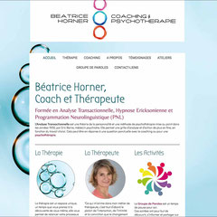 https://www.therapeute-tours.com/ - Béatrice Horner, Coach et Thérapeute
