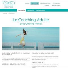 https://www.christinefrichot.com/ - Christine Frichot, coach à Tours