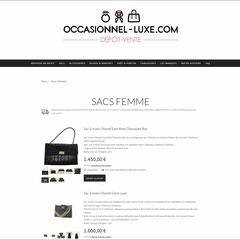 https://www.occasionnel-luxe.com/ - Occasionnel Luxe Dépôt-Vente à Tours (37)