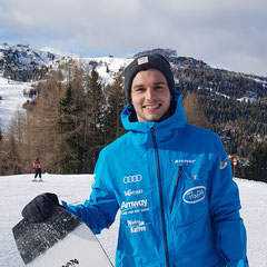 Theo, Snowboardlehrer