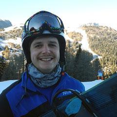 Nils, Snowboardlehrer