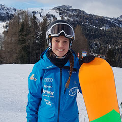 Lea, Snowboardlehrerin
