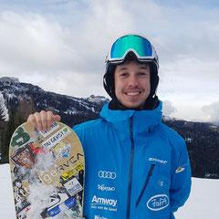 Ingwer, Snowboardlehrer