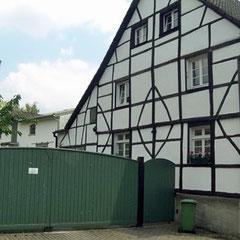 Anwesen im Saarner Dorf