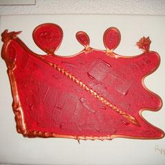 krone für quadratschädel