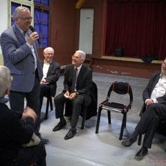 Jean-Marie-Darmian, Vice-président du Conseil général de la Gironde, en charge du Budget et des Finances