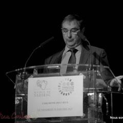 Daniel Coz, Maire de Sadirac