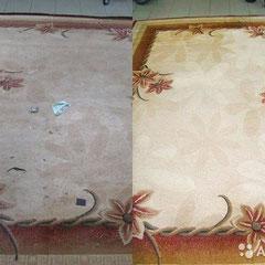 чистка ковров на дому в Москве, Новой Москве и Московской области