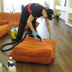 профессиональная чистка мебели на дому