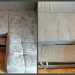 химчистка углового дивана в Новой Москве