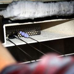 Ab in den Glasperlenofen um dort auf Zimmertemperatur runter gekühlt zu werden damit die Perlen lange halten. Jetzt wisst ihr wie eine Glasperle entsteht ;-)